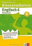 Bessere Noten in Klassenarbeiten Englisch. 6. Klasse Realschule