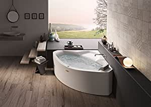 Vasca Da Bagno 130 70 : Jacuzzi the essentials vasca jacuzzi originale con