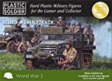 Plastic Soldier 15mm Allied M3 Halftrack # WW2V15016 by Plastic Soldier Company