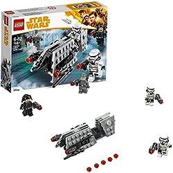 LEGO Star Wars - Pack de combat de la patrouille impériale - 75207 - Jeu de Construction