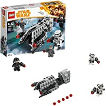 LEGO Star Wars - Star Wars Pack de combate: patrulla imperial, juego de construcción (75207)
