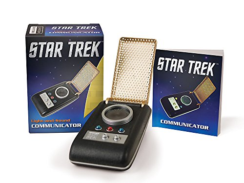 Star Trek: Light-and-Sound Communicator (Miniature Editions) Star Trek Handy