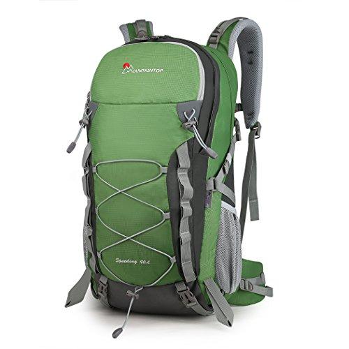 MOUNTAINTOP Erwachsene DSM6000lvseDE Rucksack, grün, 40L -