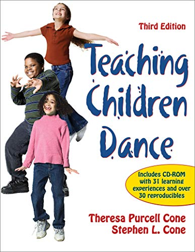 Teaching Children Dance por Theresa Purcell Cone