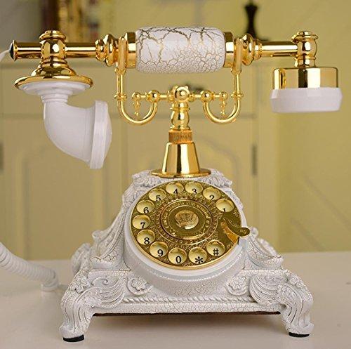 WRE Die Europäische antike Telefon/Büro Wohnzimmer für hochwertige Plattenspieler Festnetztelefon, b