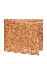 JUSTANNED Tan Mens Wallet (JTMW441-3)