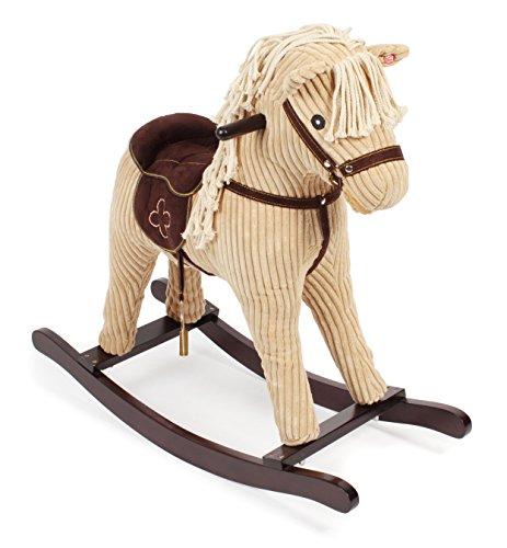 Bayer Chic 200040701Sammy Rocking Horse Rocking Horse for 18Months and Up, Beige