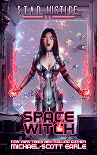 space-witch-a-paranormal-space-opera-adventure-star-justice-book-2-english-edition