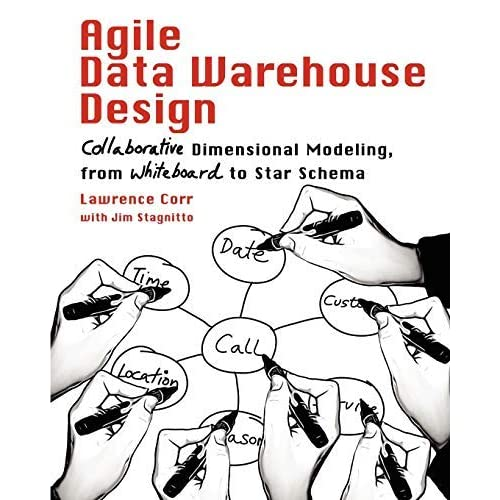 [Agile Data Warehouse Design: Collaborative Dimensional Modeling, from Whiteboard to Star Schema] [By: Corr, Lawrence] [November, 2011]