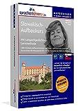 Slowakisch-Aufbaukurs mit Langzeitgedächtnis-Lernmethode von Sprachenlernen24.de: Lernstufen B1+B2. Slowakischkurs für Fortgeschrittene. PC CD-ROM+MP3-Audio-CD für Windows 8,7,Vista,XP/Linux/Mac OS X
