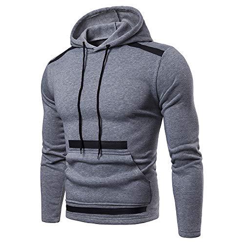 serliyHerren Kapuzenpullover Sweatshirt Hoodie Basic Sport Style Mischvlies Kapuzenpullover mit vollständigem Geeignet für Sport, - Mathe Tag Kostüm