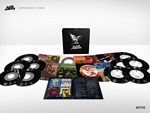 Supersonic Years: The Seventies Singles Box Set [10 x 7-Inch Vinyl] [Vinyl Single]