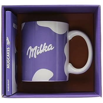 Mug cake Collector Milka