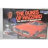 Dodge Charger 1969 General Lee The Ghost Dukes of Hazzard Kit Bausatz 1/25 1/24 Amt Modell Auto mit oder ohne individiuellem Wunschkennzeichen