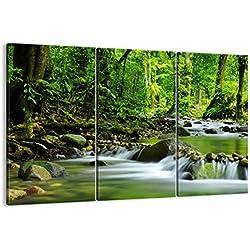 Bild auf Leinwand - Leinwandbilder - drei Teile - Breite: 165cm, Höhe: 110cm - Bildnummer 0174 - dreiteilig - mehrteilig - zum Aufhängen bereit - Bilder - Kunstdruck - CE165x110-0174