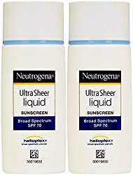 Neutrogena Ultra Sheer Liquid Sunscreen - SPF 70