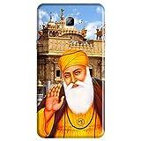Bhishoom Designer Printed Back Case Cover for Samsung On5 (2016) New Edition For 2017 :: Samsung Galaxy On 5 (2017) (Guru Nanak :: Sikh :: Punjab :: Punjabi :: Sikhism)