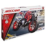 Meccano 6027038 Ducati Monsters Building Set