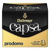 Dallmayr Capsa Prodomo, Nespresso Kapsel, Kaffeekapsel, Arabica Röstkaffee, Kaffee, 100 Kapseln