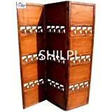 Shilpi Wooden Partition,Wooden Room Divider, Wooden Screen &Wooden seperator