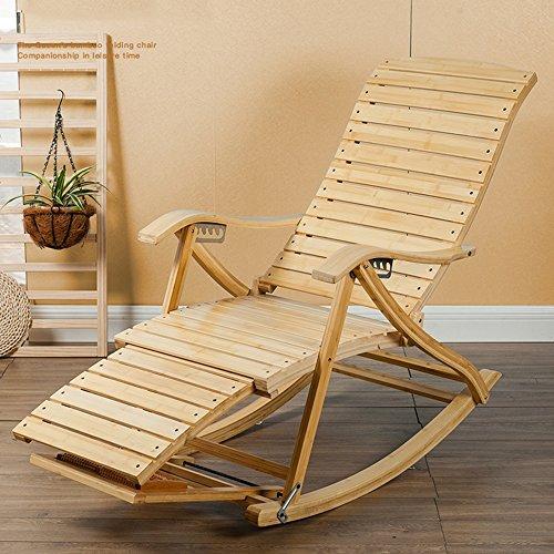 DEO Fauteuils inclinables Réglable Chaise Longue Chaise Recliner Extérieure Pliante Lounge Chair Chaise Longue Chaise Recliner Patio Piscine Sun Loungers Chaise
