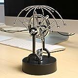 Xizi Electric Newtons Balance-Schreibtisch Physik Wissenschaft Schreibtisch Pendulum Great