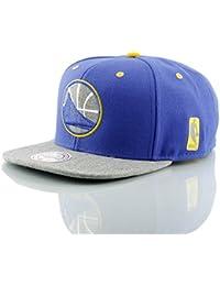 Mitchell & Ness Golden State Warriors Greytist EU938 Snapback Cap Kappe Basecap