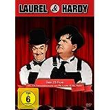 Laurel & Hardy Vol. 2 (4 DVD + 1 CD) - Die viel besser sind als nur Dick und Doof