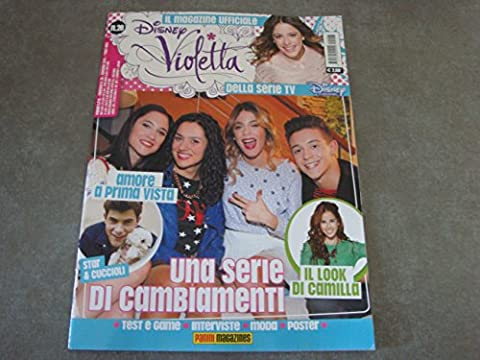 VIOLETTA LE MAGAZINE OFFICIEL DE LA SÉRIE TV N°28