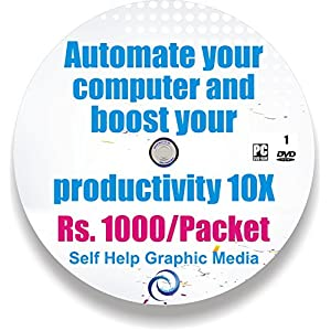 Automate your computer and boost your productivity 10X