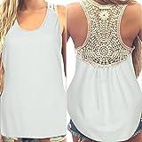 MRULIC Damen Sommer Kurzarm T-Shirt V-Ausschnitt mit Schnürung Vorne Oberteil Tops Bluse Shirt (M, Z-Minzgrün)