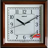 Oreva Ajanta Quartz Limited Edition Square Plastic Wall Clock