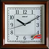 #9: Ajanta Quartz Limited Edition Square Plastic Wall Clock