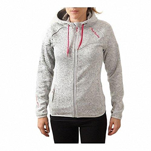 Peak Mountain - giacca in pile ragazza 3/8 anni FATORA-grigio-8 anni