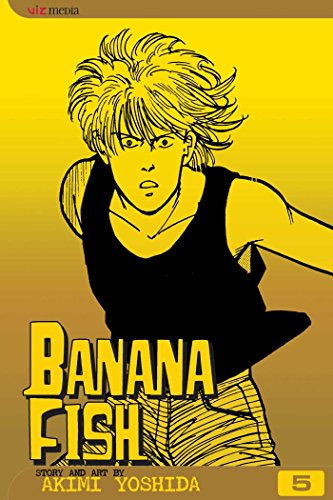 Banana Fish, Vol. 5 por Akimi Yoshida