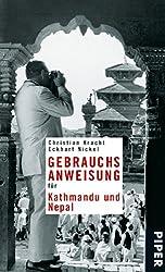 Gebrauchsanweisung für Kathmandu und Nepal