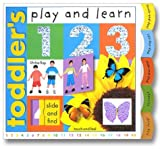 Toddler's Play And Learn: 1, 2, 3 (Smart Kids Play & Learn) by Roger Priddy (2002-02-09)