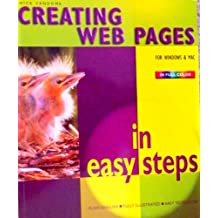 Creating Web Pages (In Easy Steps)