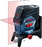 Bosch Professional Linienlaser GCL 2-50 C (1x 2,0 Ah Akku, 12 Volt, Messweite: 50 m, in L-BOXX)