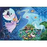 Puzzle Djeco La Fée et la licorne 36 pcs