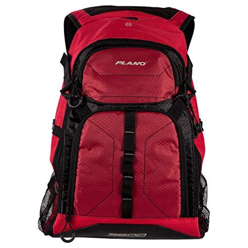 Plano E-Series 3600 Tackle Rucksack, inklusive DREI 3600 Aufbewahrungsfächern