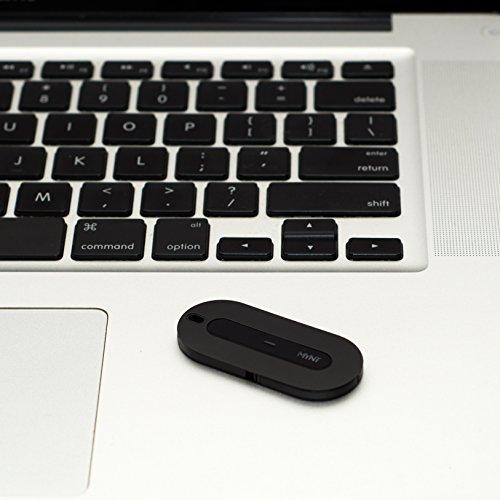 MYNT Smart Tracker und Fernbedienung Tragbar für Portemonnaie, Haustier Schlüsselfinder Abbildung 2