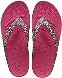 #4: crocs Women's Kadee II Graphic W Flip-Flops