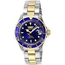 Rolex Dorado Con Azul