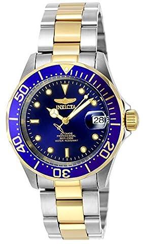 Invicta Herren-Armbanduhr Automatik Analog 8928