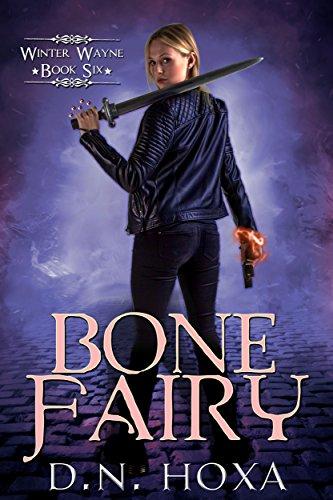 Bone Fairy Winter Wayne Book 6 By Hoxa DN