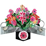 Second Nature Pop Up Greeting Card for a Female Special Occasion