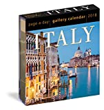 Italy Gallery Calendar 2018