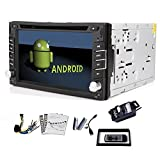 Pure Android 4.2 con lettore CD DVD VCD video Player capacitiva dello schermo multi-touch più Swift più sensibile 15,7 cm universale 2 DIN audio ad alta definizione veicolo stereo navigazione GPS Head Unit in dash PC WiFi BT TV analogica con auto audio tablet AM/FM radio USB iPod libera fotocamera posteriore