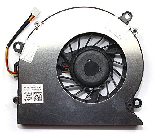 Dell 0r863C, Dell F7S2-CCW 060910B, Dell Vostro 1710, Dell Vostro 1710N, Dell Vostro 1720Kompatibler Notebook Lüfter